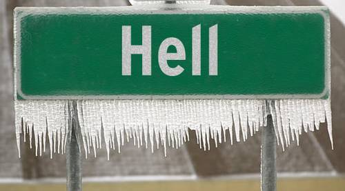 Hell Freezes Over